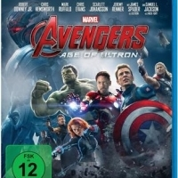 Avengers Age of Ultron Blue-Ray