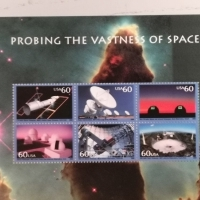 2000 USA Probing of the Vastness in Space**
