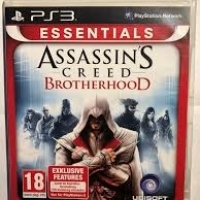 Assassin's Creed BR0THERH00D (PS3)