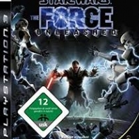 """Star Wars """"The F0RCE unleashed"""" PS3"""