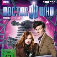 Doctor Who - Staffel 5.2 BlueRay