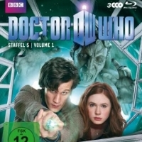 Doctor Who - Staffel 5.1 BlueRay