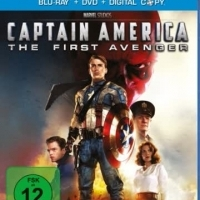 Captain America - The First Avenger [Blu-ray + DVD]